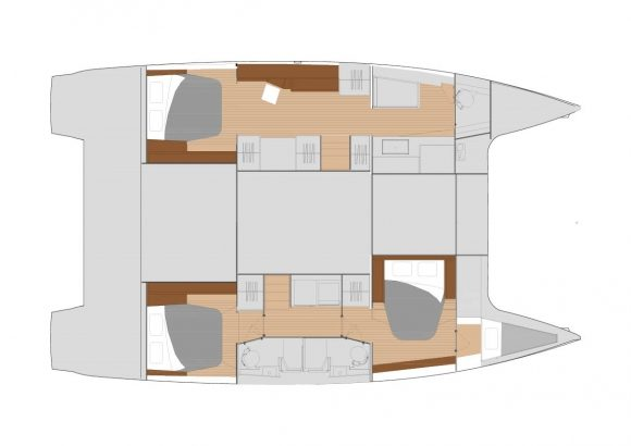 Saona 47 | Fountaine Pajot